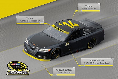 Chase for the Sprint Cup contestants receive new look for the playoffs