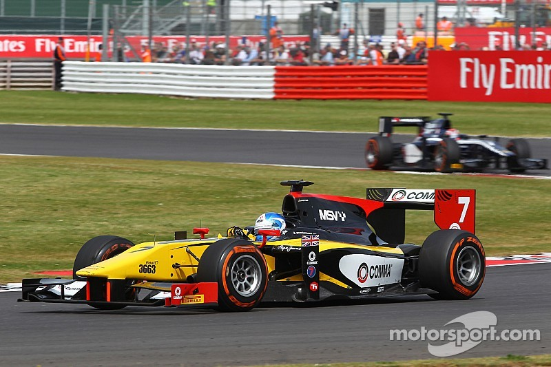 The sixth round of the 2014 GP2 Series at Hockenheim preview