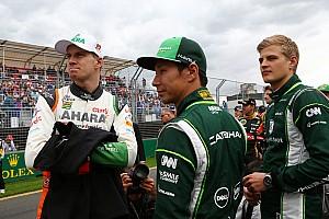 Formula 1 Rumor Rumour - driver changes looming at Caterham, Sauber