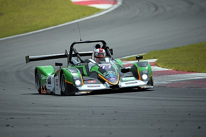 Craft-Bamboo Racing in Korea for season opener of Asian Le Mans 2014