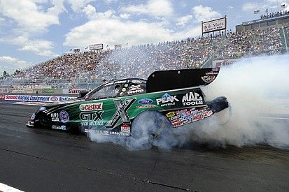 65-year-old John Force tops NHRA Funny Car qualifying