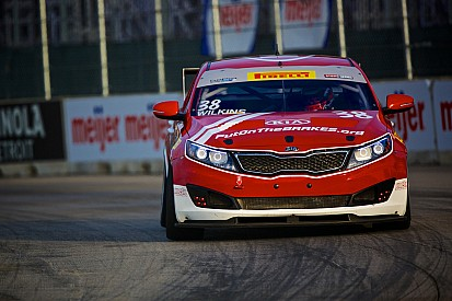 Tandy, Wilkins score Pirelli World Challenge poles in Toronto