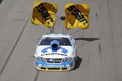 Johnson on top of Mopar Mile High NHRA Nationals Pro Stock qualifying