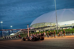 Formula 1 Rumor F1 world nervous about Russian GP