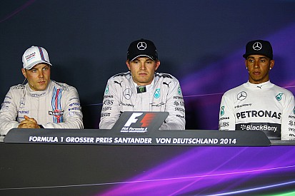 2014 German Grand Prix post-race press conference