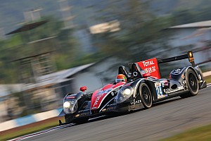 Asian Le Mans Race report OAK Racing Team Total claim 1st place at 3 hours of Inje