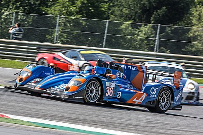 4 Hours of Red Bull Ring: Alpine reaches the summit in the Alps!