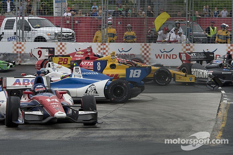 Honda Indy Toronto: Red flag edition