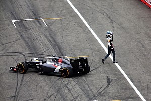 Formula 1 Commentary No safety car?