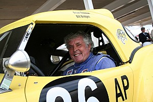Vintage Race report The HAWK with Brian Redman Vintage Event concludes