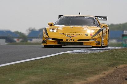 Hamilton takes third in GT2 SRT Chevrolet Corvette