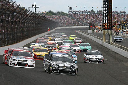 NASCAR has to be at Indy, but...