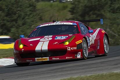Scuderia Corsa presses on to Indianapolis