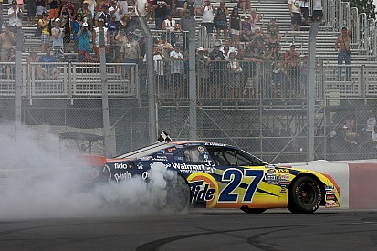 Ranger wants another NASCAR win in Quebec