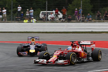 """Hungarian GP – Alonso: """"Kimi and I work together a lot"""""""
