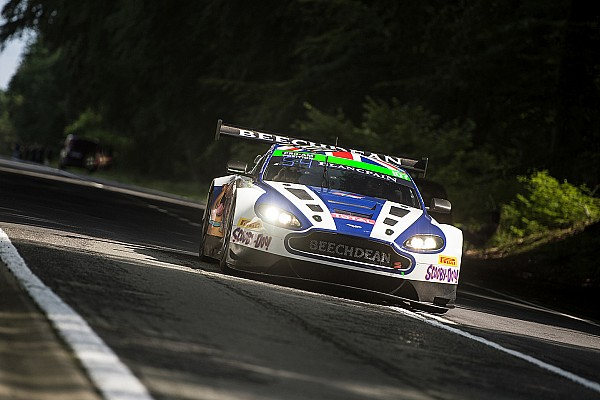 Aston Martin in top-20 shoot-out at Spa