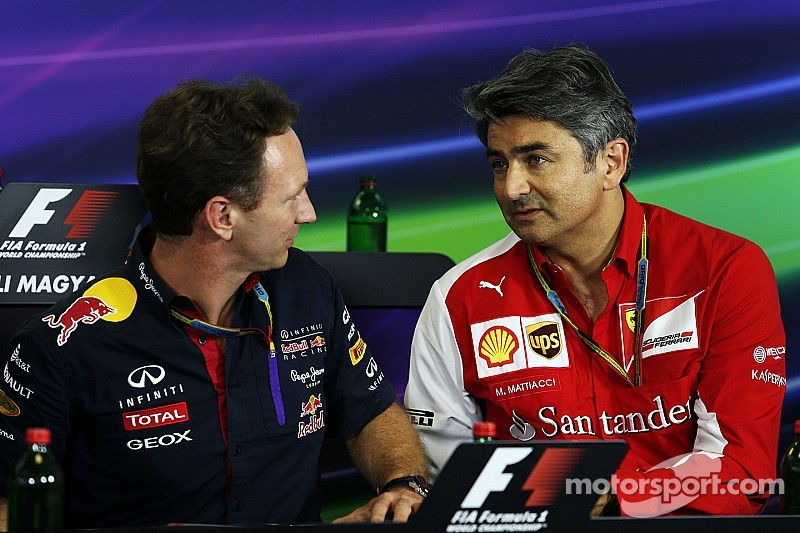 2014 Hungarian Grand Prix Friday press conference