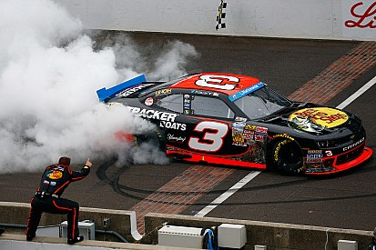 Ty Dillon secures maiden Nationwide victory at the Brickyard