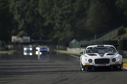 M-Sport Bentley race bulletin: Hour 22