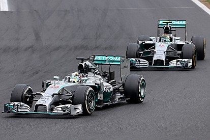 """""""I was very, very shocked that the team would ask me to do that"""" - Lewis Hamilton"""