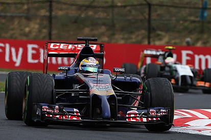 Toro Rosso does a good job and Vergne finishes 9th at Hungaroring