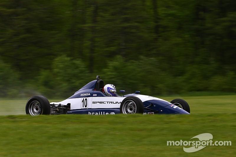 Cape Motorsports sweeps USF2000 Toronto races