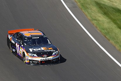 NASCAR slams Denny Hamlin and No. 11 JGR team with big penalties