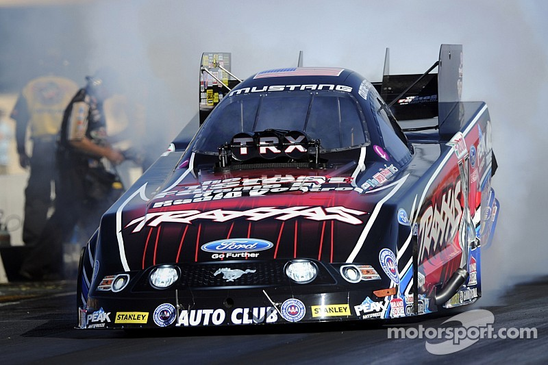 Courtney Force ready to keep making history