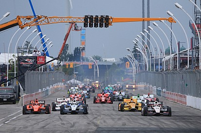 IndyCar and racing in the rain