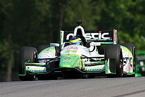 IndyCar Practice report Bourdais fastest in second practice, Hunter-Reay fastest on Friday