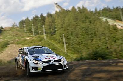 Latvala stretches advantage in Finland