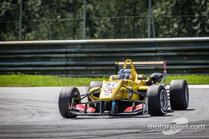 Blomqvist wins while Verstappen and Ocon tangle at RedBull Ring