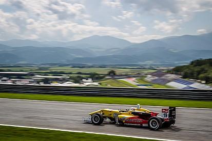 A double pole position for Italian Giovinazzi in Austria