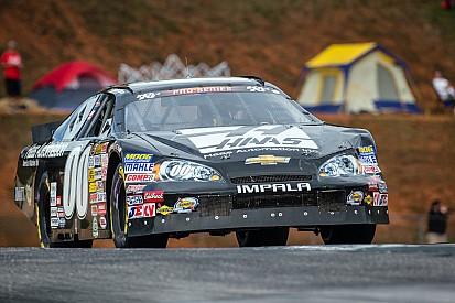 Jones, Ruston and Custer on NASCAR K&N podium at Iowa