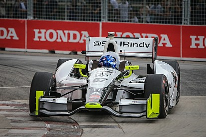 Newgarden to start on front row at Mid-Ohio
