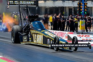 NHRA Qualifying report Schumacher, Johnson and Force top Seattle NHRA qualifying