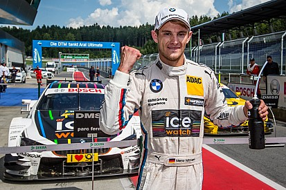 Marco Wittmann takes Spielberg victory
