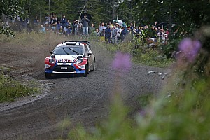 WRC Race report Kubica gains experience