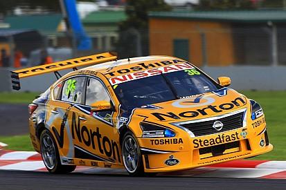 James Moffat stars at Queensland Raceway for Nissan