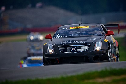 Cadillac Racing's O'Connell and Pilgrim 5th and 6th at Mid-Ohio