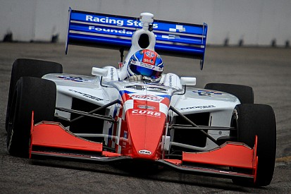 Brit Jack Harvey sweeps Indy Lights at Mid-Ohio