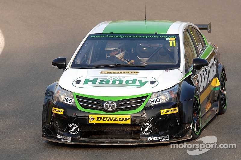 Handy Motorsport's Belcher happy with three Snetterton finishes