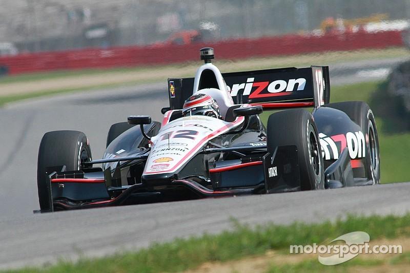 Team Penske Mid-Ohio race report