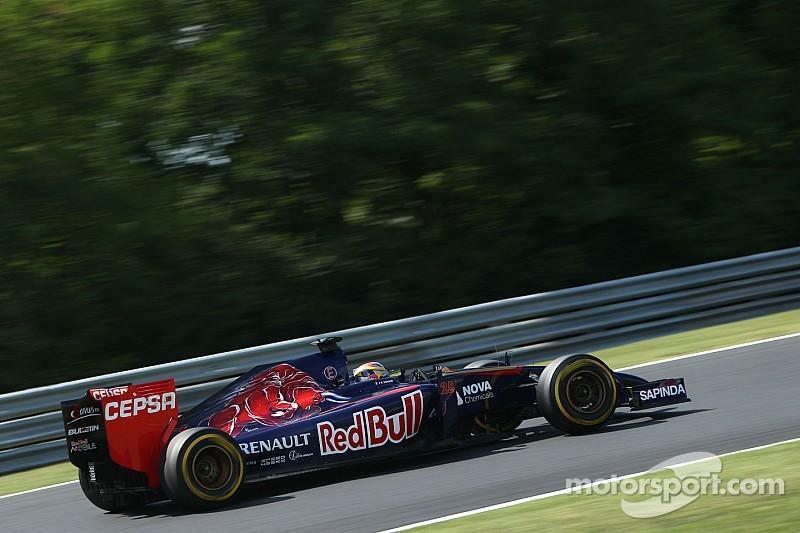 Verstappen not denying 2015 Toro Rosso debut rumours