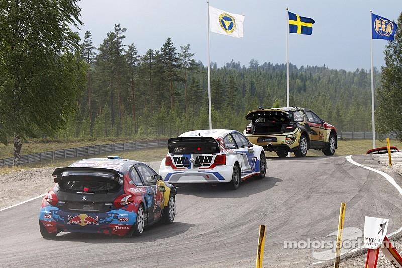 World RX crosses the Atlantic for landmark event