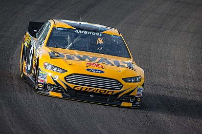 Ambrose to leave NASCAR after 2014?