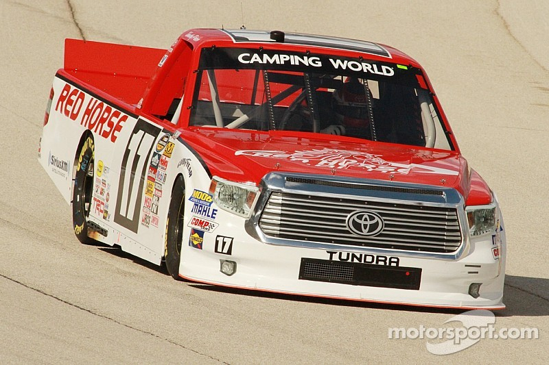 NASCAR hits two Camping World truck series teams for rules violations