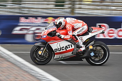 Indianapolis GP: Good start for Dovizioso, in fourth place after Friday free practice sessions