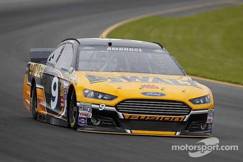 Ambrose leads Ford qualifying effort at Watkins Glen