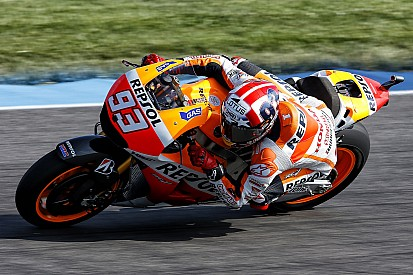 Marquez secures eighth pole of the year at Indianapolis
